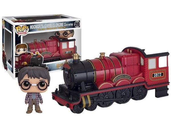 Funko Pop Harry Potter Hogwarts Express Engine 20