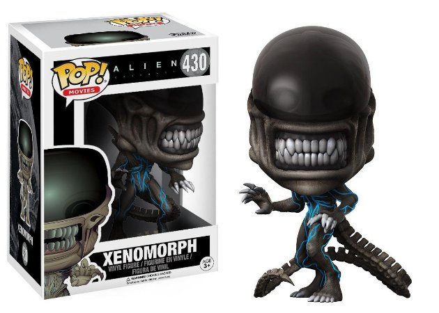 Funko Pop Alien Covenant Xenomorph 430