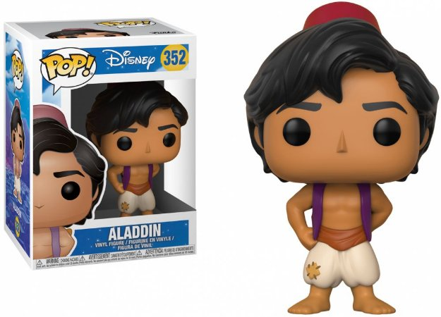 Funko Pop Disney Aladdin 352