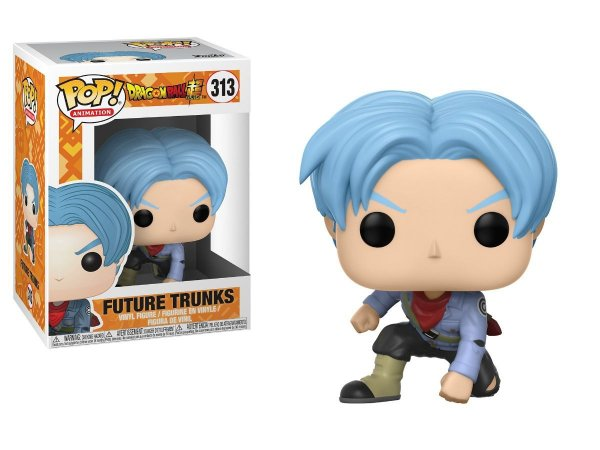 Funko Pop Dragon Ball Z Future Trunks 313