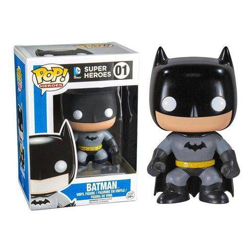 Funko Pop DC Super Heroes Batman 01