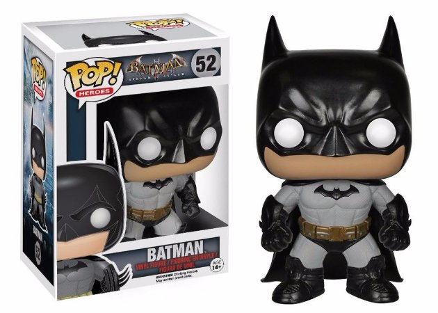 Funko Pop Batman Arkham Asylum Batman 52