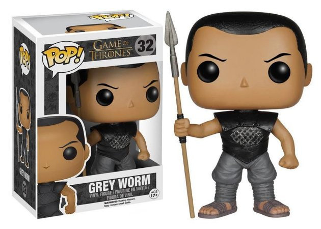 Funko Pop Game of Thrones Grey Worm 32