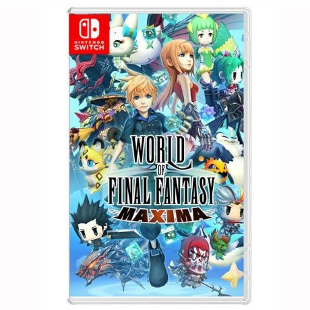 World of Final Fantasy Maxima para Nintendo Switch