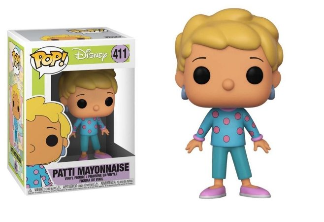 Funko Pop Patti Mayonnaise 411