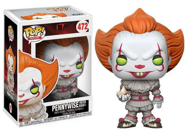 Funko Pop Pennywise 472