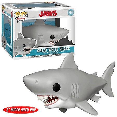 Funko Pop Jaws White Shark 758