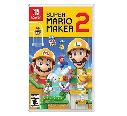 Super Mario Marker 2 para nintendo switch