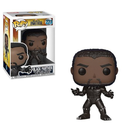 Funko Pop Marvel Black Panther 273