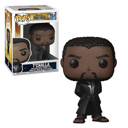Funko Pop Black Panther T'challa 351