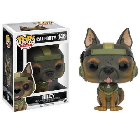 Funko Pop Call Of Duty Ghost Riley 146