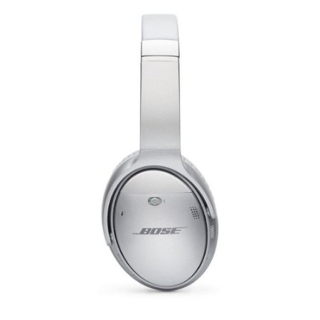 Fone Bose Quietcomfort 35 2 Bluetooth Silver