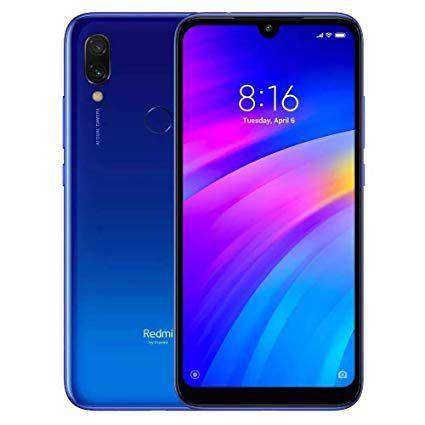 Celular Xiaomi Redmi 7 3gb-32gb Azul Dual Sim Global