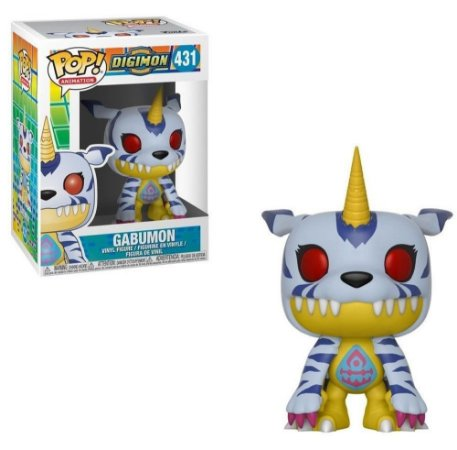 Funko Pop Digimon Gabumon 431