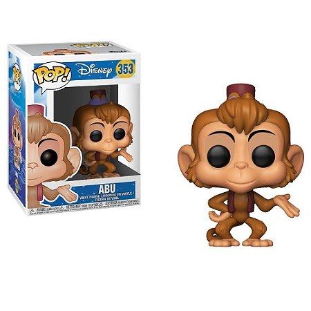 Funko Pop Disney Aladdin  Abu 353