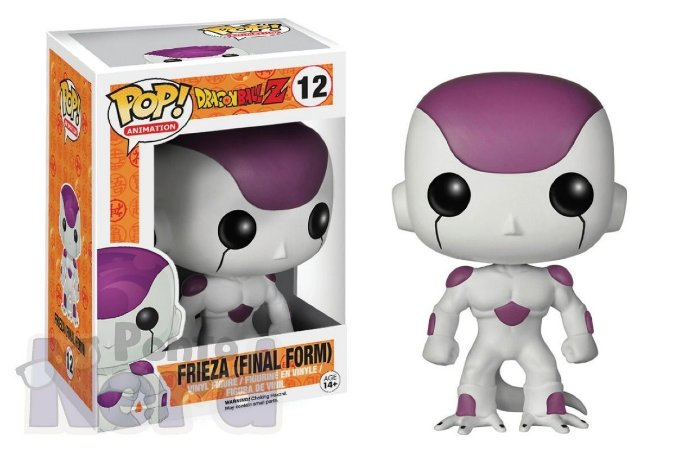 Funko Pop Dragon Ball Frieza 12
