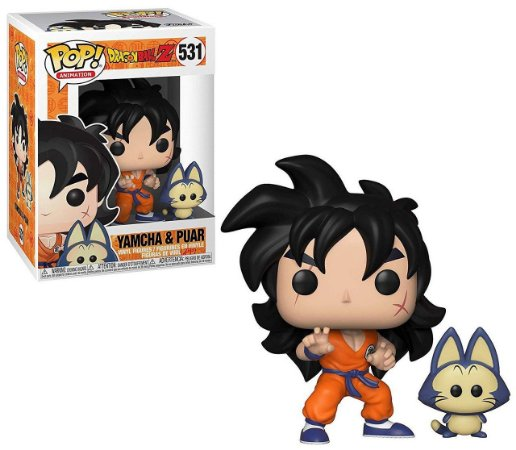 Funko Pop Dragon Ball Yamcha Pular 531
