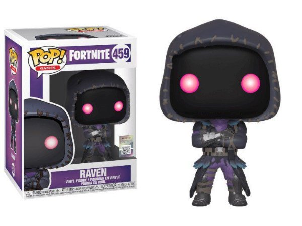 Funko Pop Fortnite Raven 459