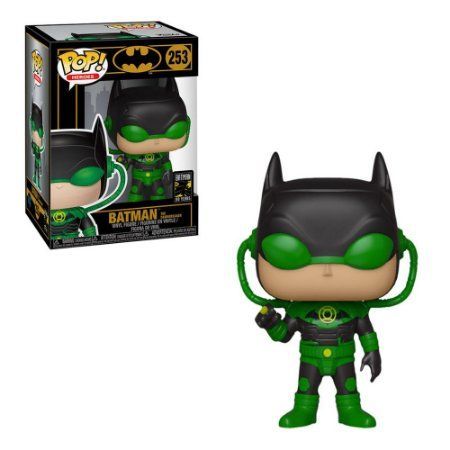 Funko Pop Heroes Batman 80th Batman The Dawnbreaker *ex* 253
