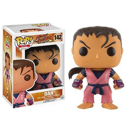 Funko Pop Street Fighter Dan 142