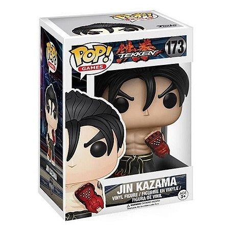 Funko Pop Tekken Jin Kazama 173