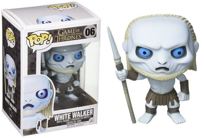 Funko Pop White Walker 06