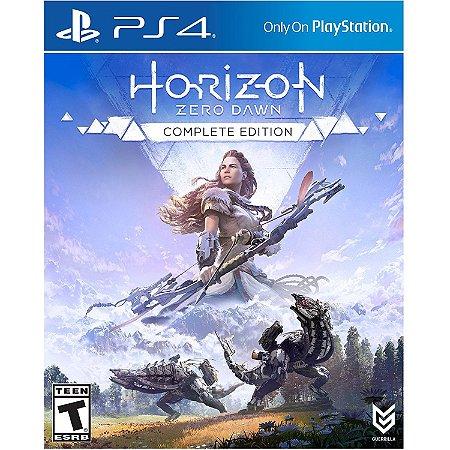 Horizon zero dawn complete edition para PS4