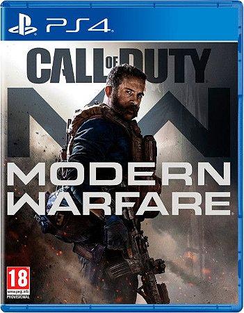 Call Of Duty Modern Warfare Ps4