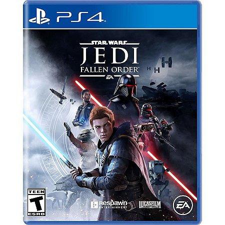 Star Wars Jedi Fallen Order para PS4