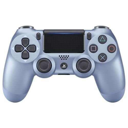 Controle Dualshock 4  Azul Metálico para PS4 ( padrão NOVO )