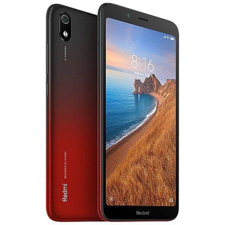 Redmi 7A 32GB ( Vermelho / Preto )