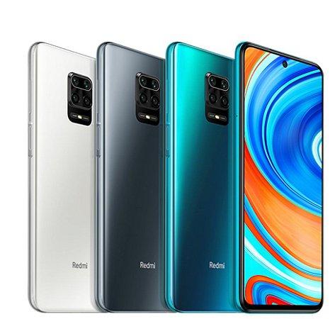 Redmi Note 9S 4GB /  64GB Branco / Grey / Aurora Blue