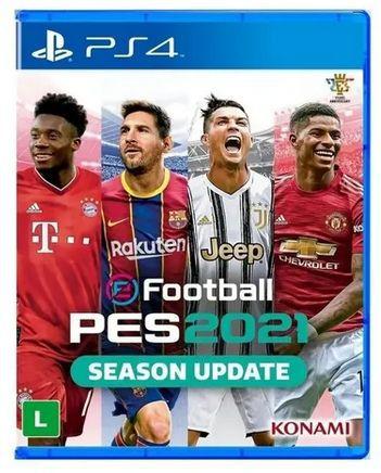 PES 21 para PS4