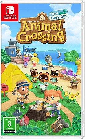 Animal Crossing: New Horizons Físico Nintendo Switch