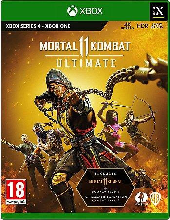 Mortal Kombat 11 Ultimate XBOX Series