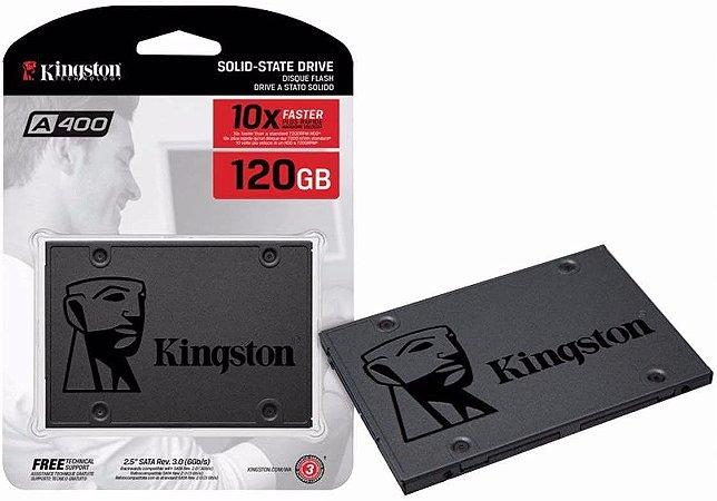 SSD A400 Kingston 120GB
