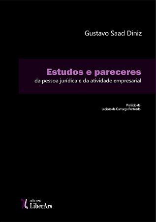 Estudos e pareceres da pessoa jurídica e da atividade empresarial