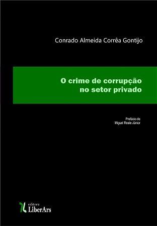 O crime de corrupção no setor privado