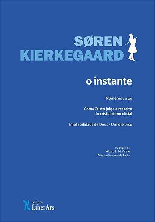 O Instante - Soren Kierkegaard