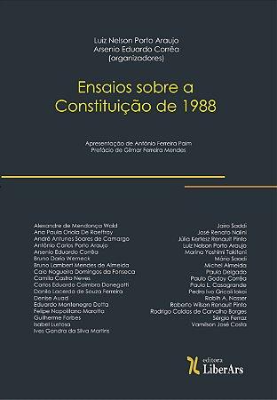 Ensaios sobre a Constituição de 1988