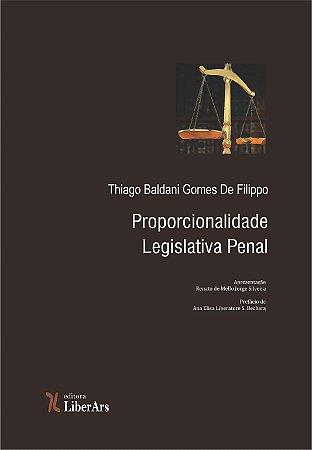 Proporcionalidade legislativa penal