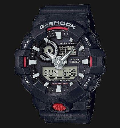 29185f5adee ATACADO Relogio Masculino Casio G-Shock GA-700-1ADR - Atacado ...
