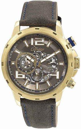 ATACADO Relógio Condor Masculino Civic COVD33BB 8C Couro - Atacado ... ca40ae2fc1