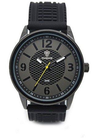 Relógio Masculino Tuguir Analógico 5053 - Preto