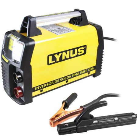 Inversor Solda Portatil 220V Lis-130 (Lynus)