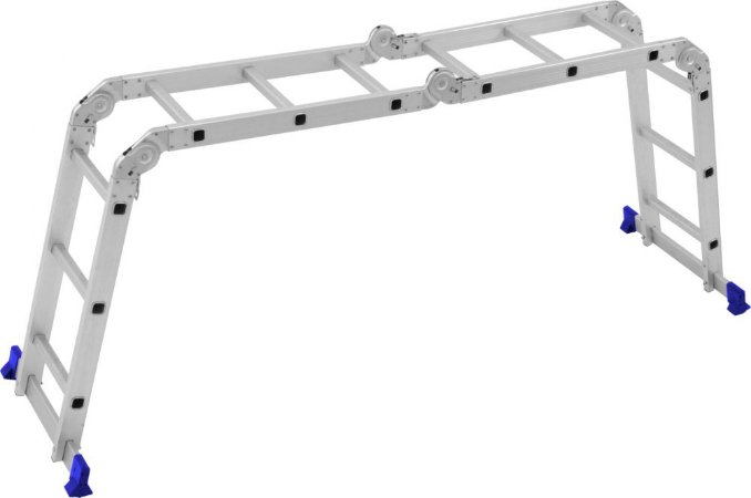 Escada Multifuncional 4 X 3 Degraus (Mor)