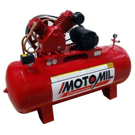 Compressor 15/200L 175Lbs 3Hp Monofásico 220V