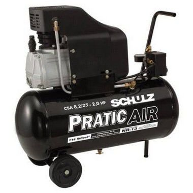 Compressor Pratic Air CSI 8,5/25