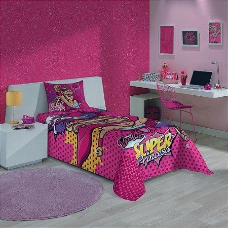 LEPPER jogo de cama barbie 2 peças