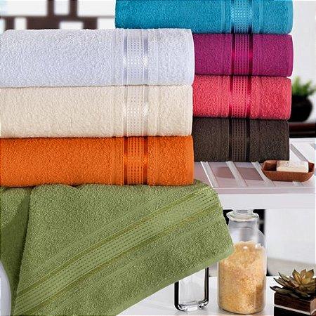 LUFAMAR jogo de toalhas 5 peças Sublime